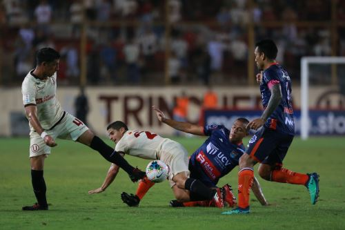 Universitario cae de local frente a César Vallejo y peligra su liderato en la Liga 1