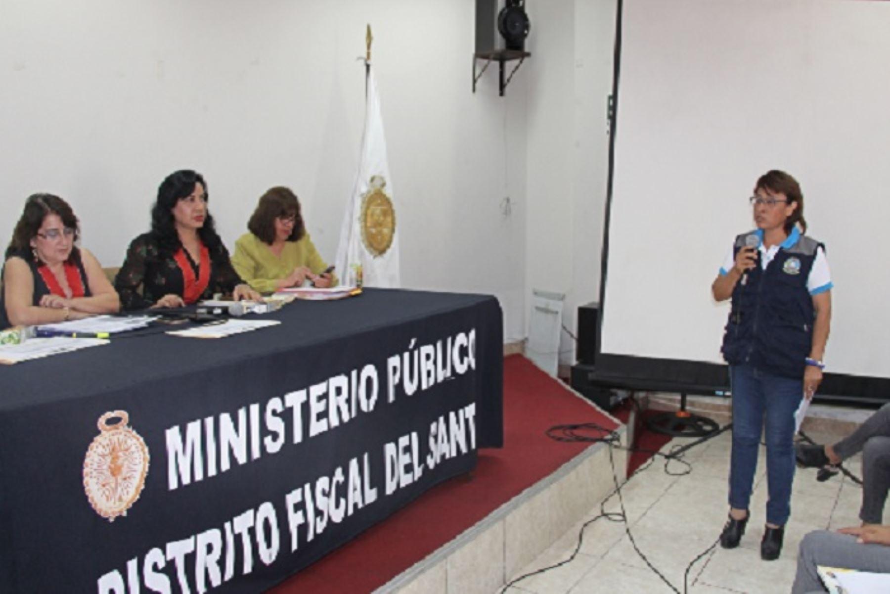 Santa: Fiscalía instala mesa multisectorial para luchar contra el feminicidio