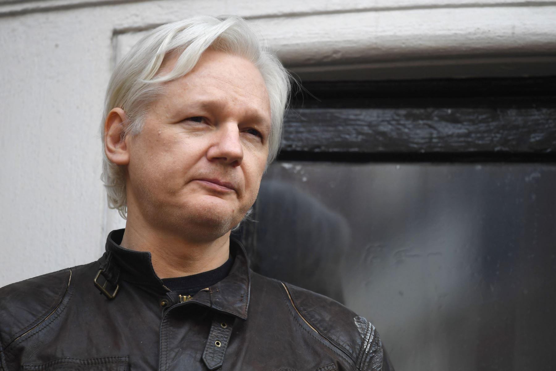 Donald Trump niega intentar negociar un indulto para Julian Assange