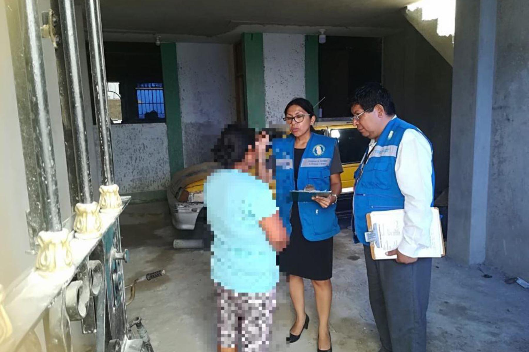 El programa de Protección de Víctimas y Testigos del Ministerio Público atiende de forma integral a las mujeres potenciales víctimas de feminicidio. DifusiónANDINA/Difusión