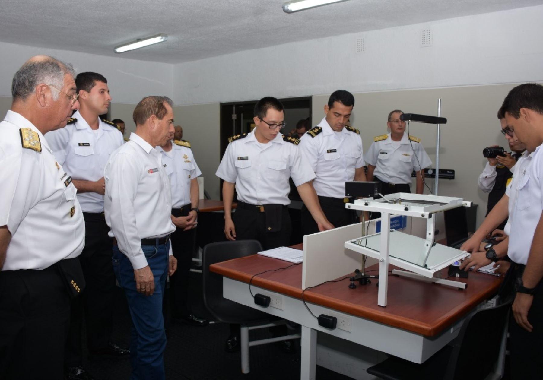 Escuela Naval del Perú ratifica su liderazgo y excelencia tecnológica.
