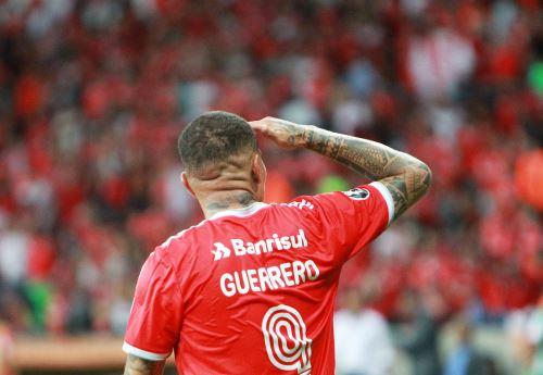 Internacional gana 1 a O al Tolima en partido de la Copa Libertadores