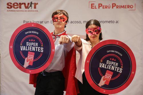 Servir lanza campaña contra el acoso sexual en entidades públicas
