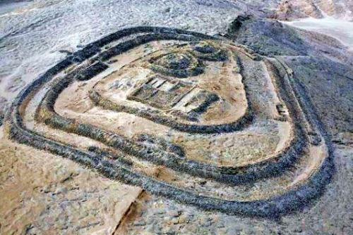 El centro ceremonial y observatorio astronómico Chankillo postula a ser declarada Patrimonio de la Humanidad por la Unesco. ANDINA/Difusión