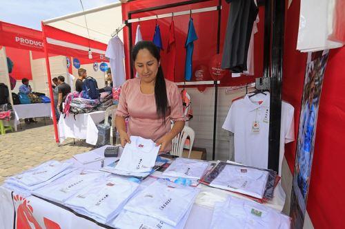 Feria Produce Escolar.