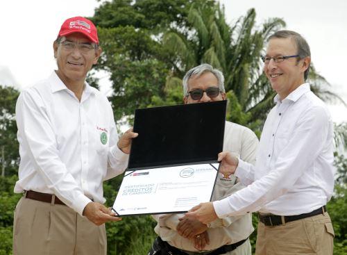El Perú se convirtió en organizador de los primeros Juegos Verdes en la historia de estas competencias deportivas, gracias a la neutralización de su huella de carbono en áreas naturales protegidas.