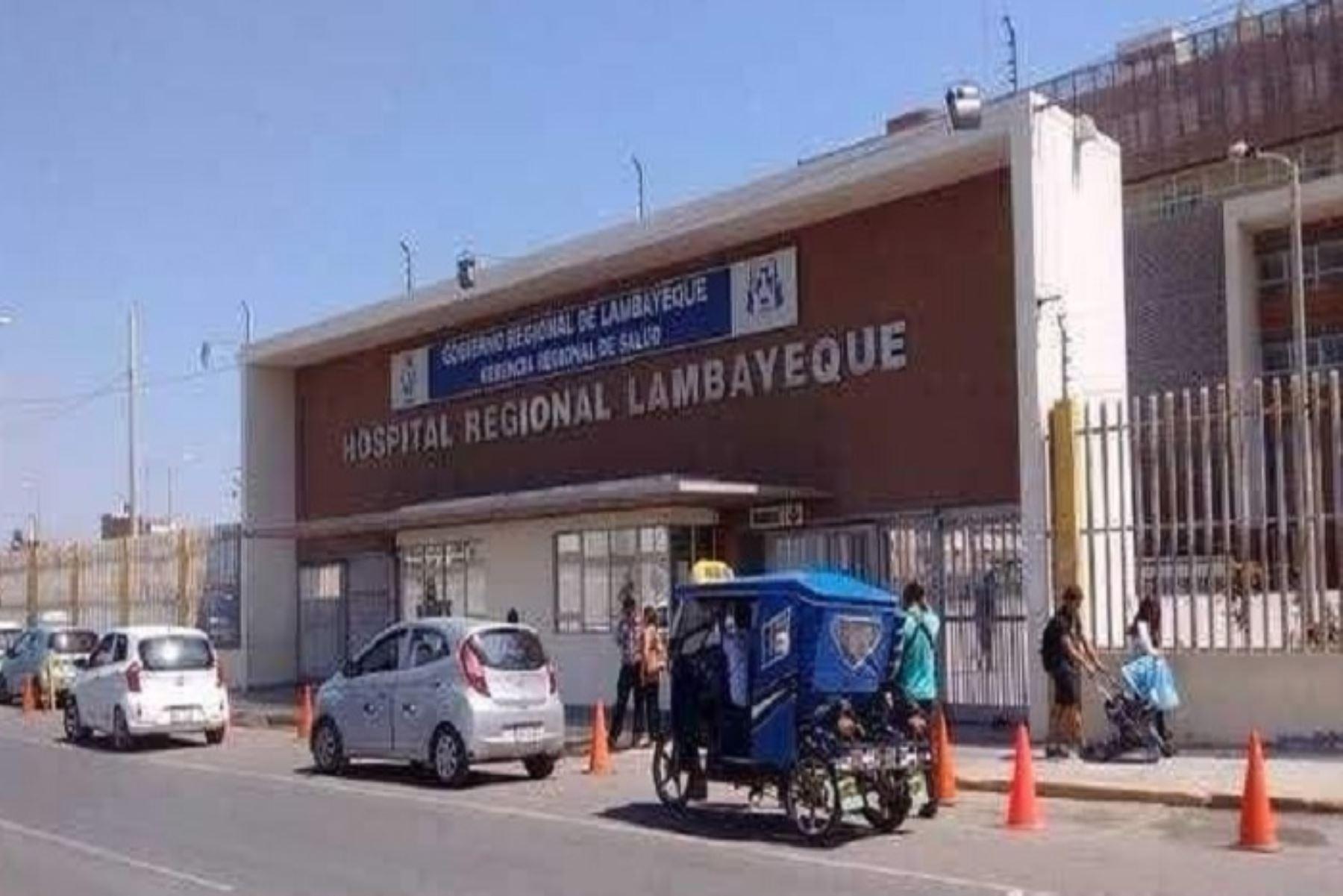Minsa descarta coronavirus en paciente sospechoso atendido en el Hospital Regional de Lambayeque. ANDINA/Difusión