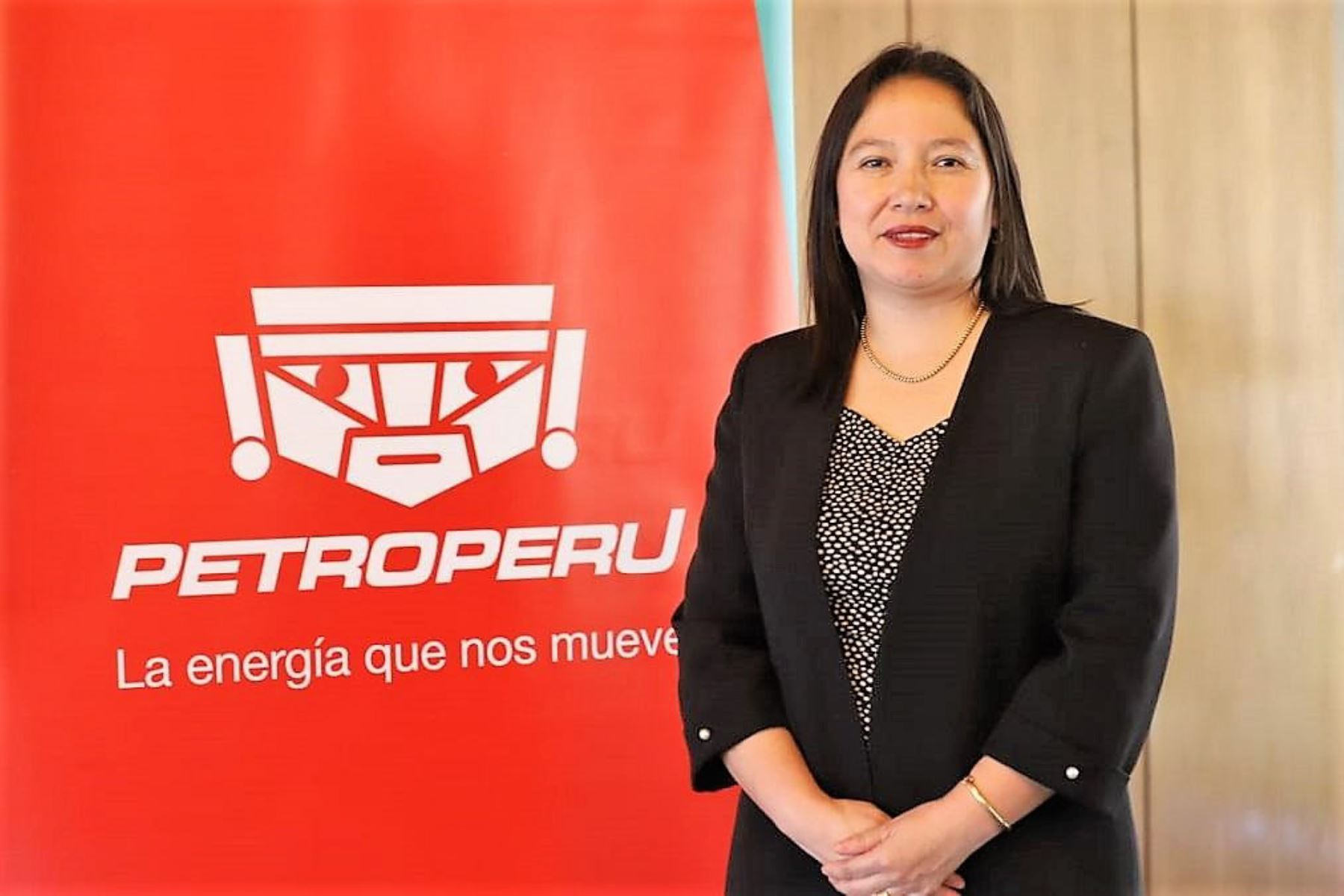 Contadora Beatriz Fung Quiñonens, primera gerente general (interina) de Petroperú.