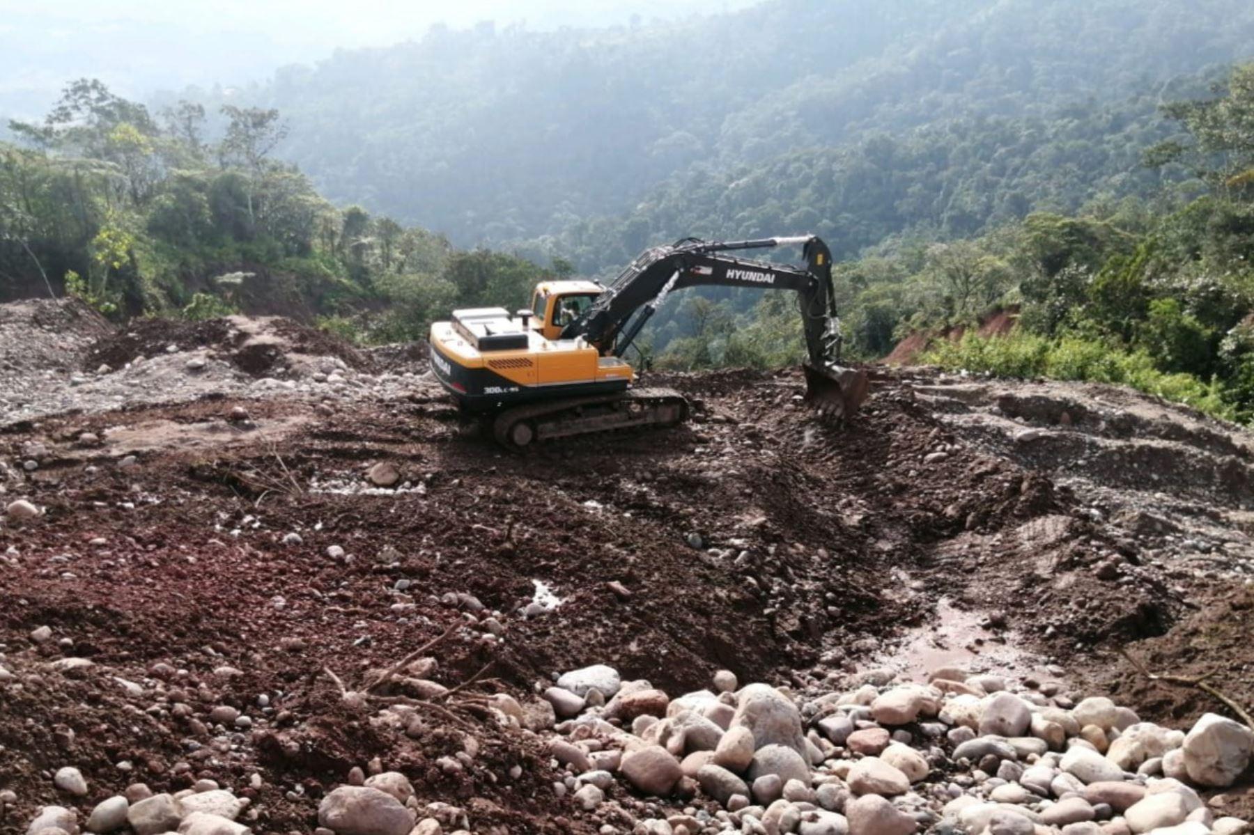 El Ejecutivo declaró el estado de emergencia por desastre a consecuencia de intensas lluvias en varios distritos de algunas provincias del departamento de Huánuco, para la ejecución de medidas y acciones de excepción, inmediatas y necesarias de respuesta y rehabilitación que correspondan. ANDINA/Difusión