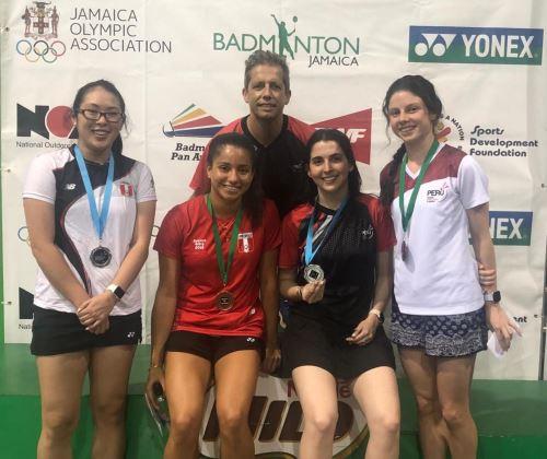 Photo: Twitter Badminton Peru