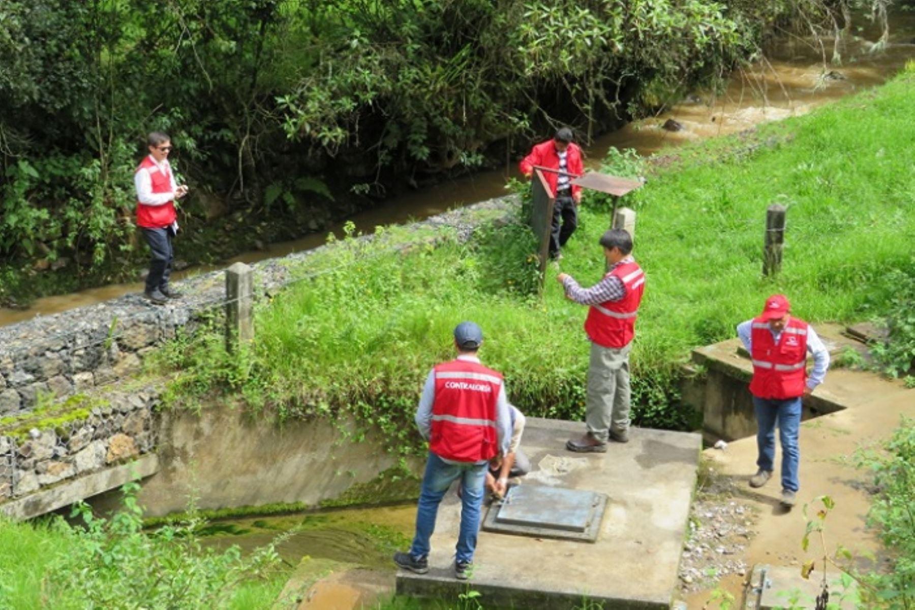 La Contraloría General investiga, principalmente, obras de agua potable y viales, así como contrataciones y adquisiciones.