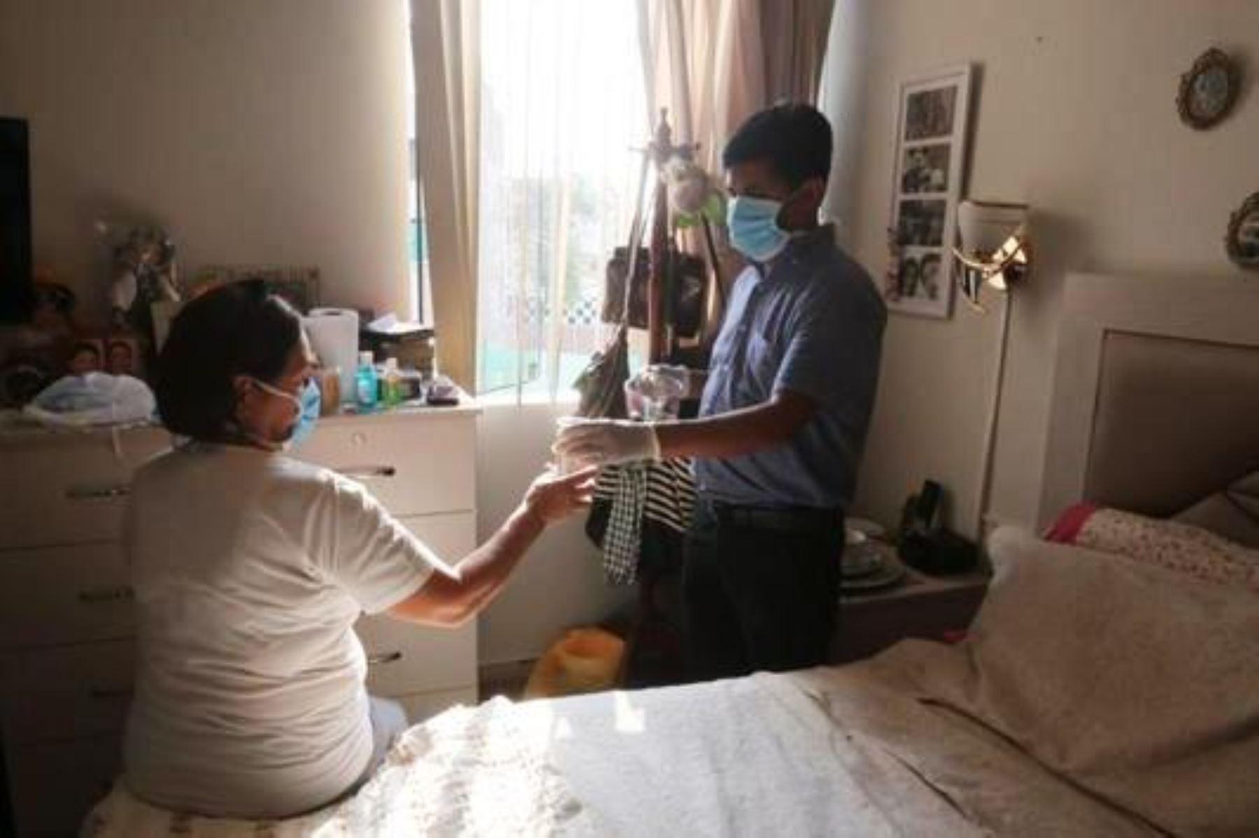 Coronavirus: Minsa pide evitar el pánico y el estrés para una mejor convivencia. Foto: ANDINA/Difusión.