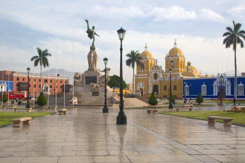 Una iniciativa privada propone que lal ciudad de Trujillo cuente con un museo de la Independencia, a pocos meses de que el Perú celebre su bicentenario de independencia. ANDINA/Difusión