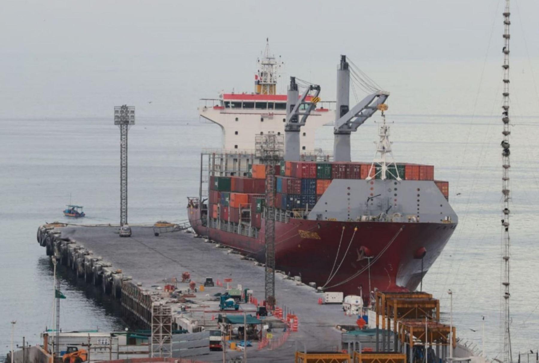 Cabotaje en costas peruanas. Foto: Cortesía.
