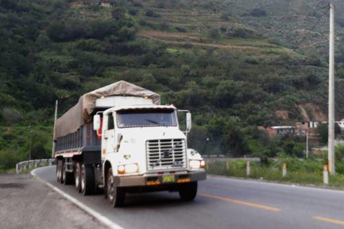 Transporte de carga. Foto: Cortesía