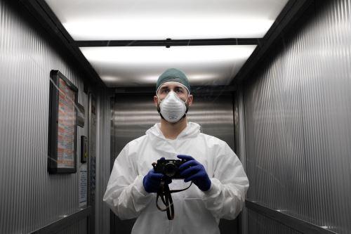 De los 1,133 positivos por coronavirus detectados hasta el momento por las autoridades sanitarias, 580 son importados. Foto: AFP