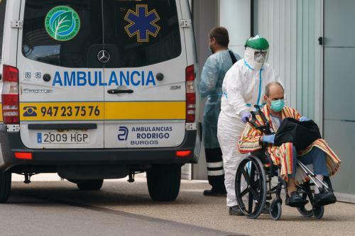 España es uno de los países más golpeados por la pandemia del covid-19. Foto: AFP