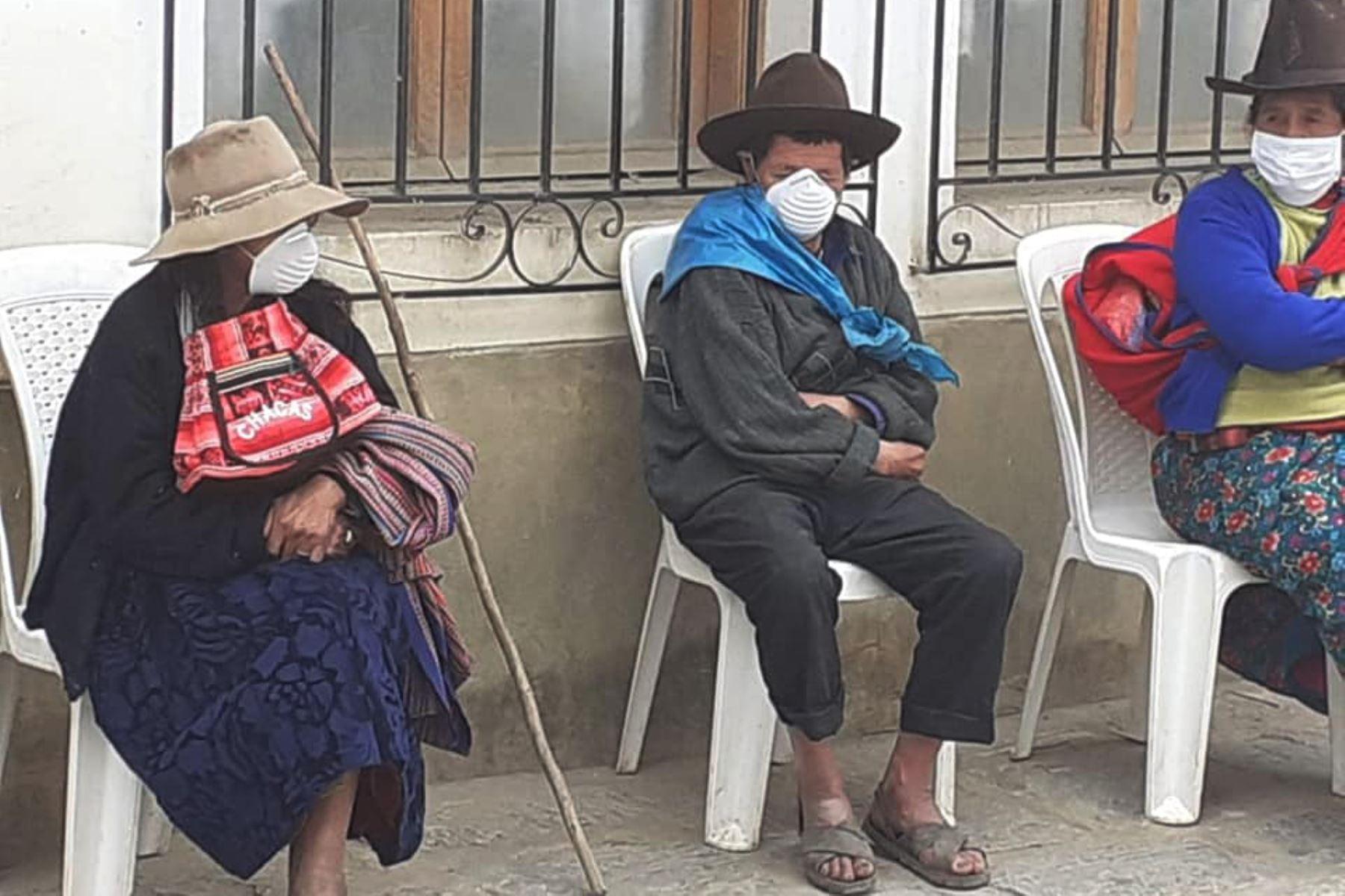 Adultos mayores. Foto: ANDINA/Difusión