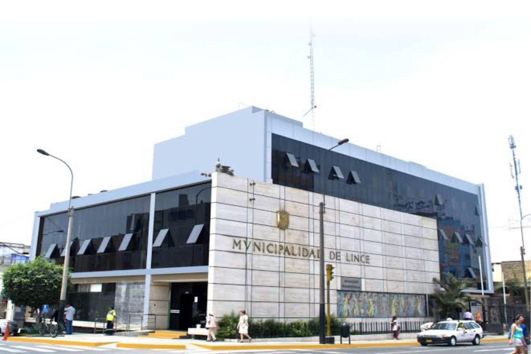 Municipalidad de Lince dispone cambio de cronograma de pagos y fraccionamiento de impuesto predial. ANDINA/Difusión