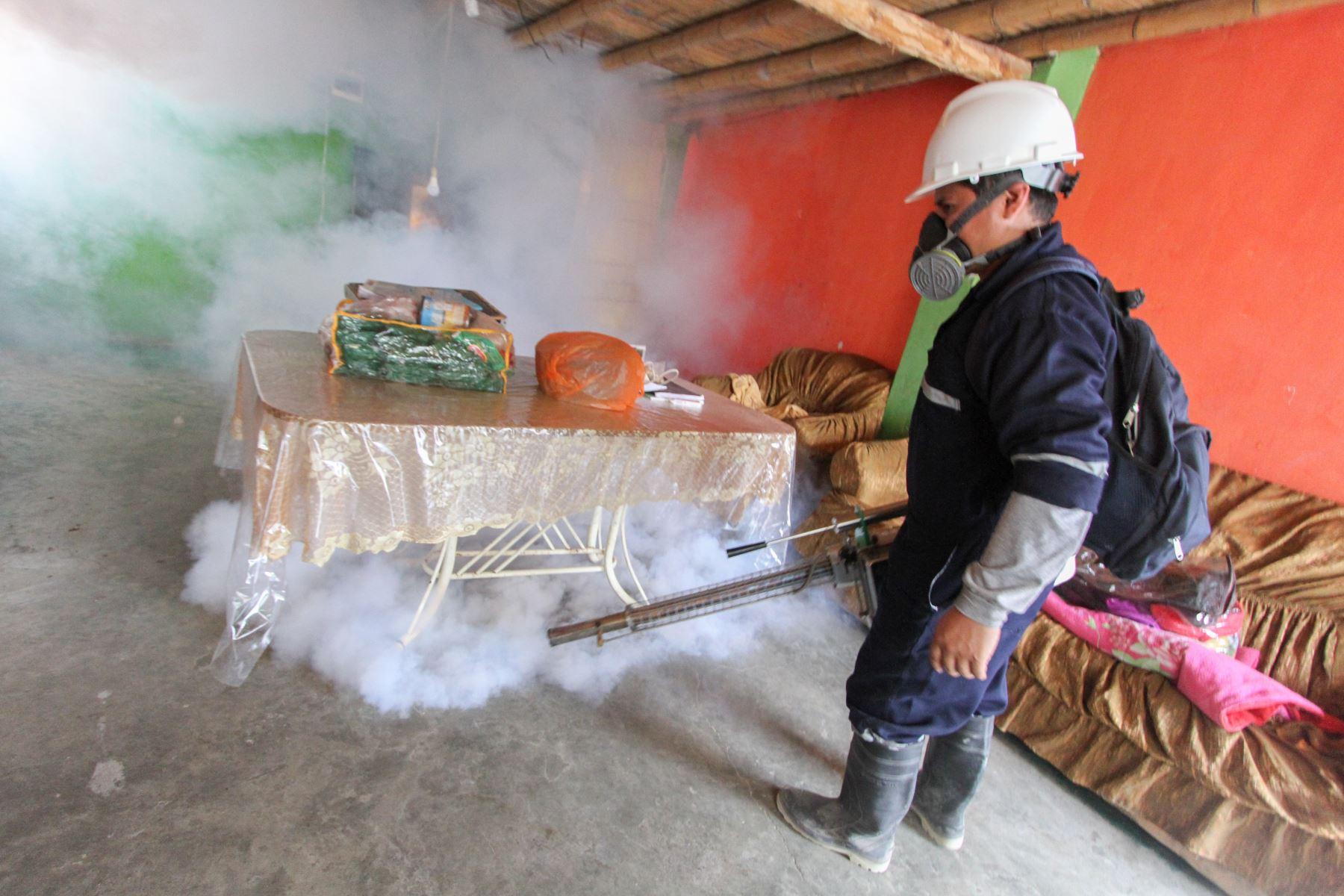 Autoridades de Ica reportan 459 casos de dengue en la región. Foto: ANDINA/Difusión