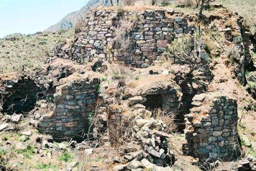 Sitio arqueológico de Cushpa.