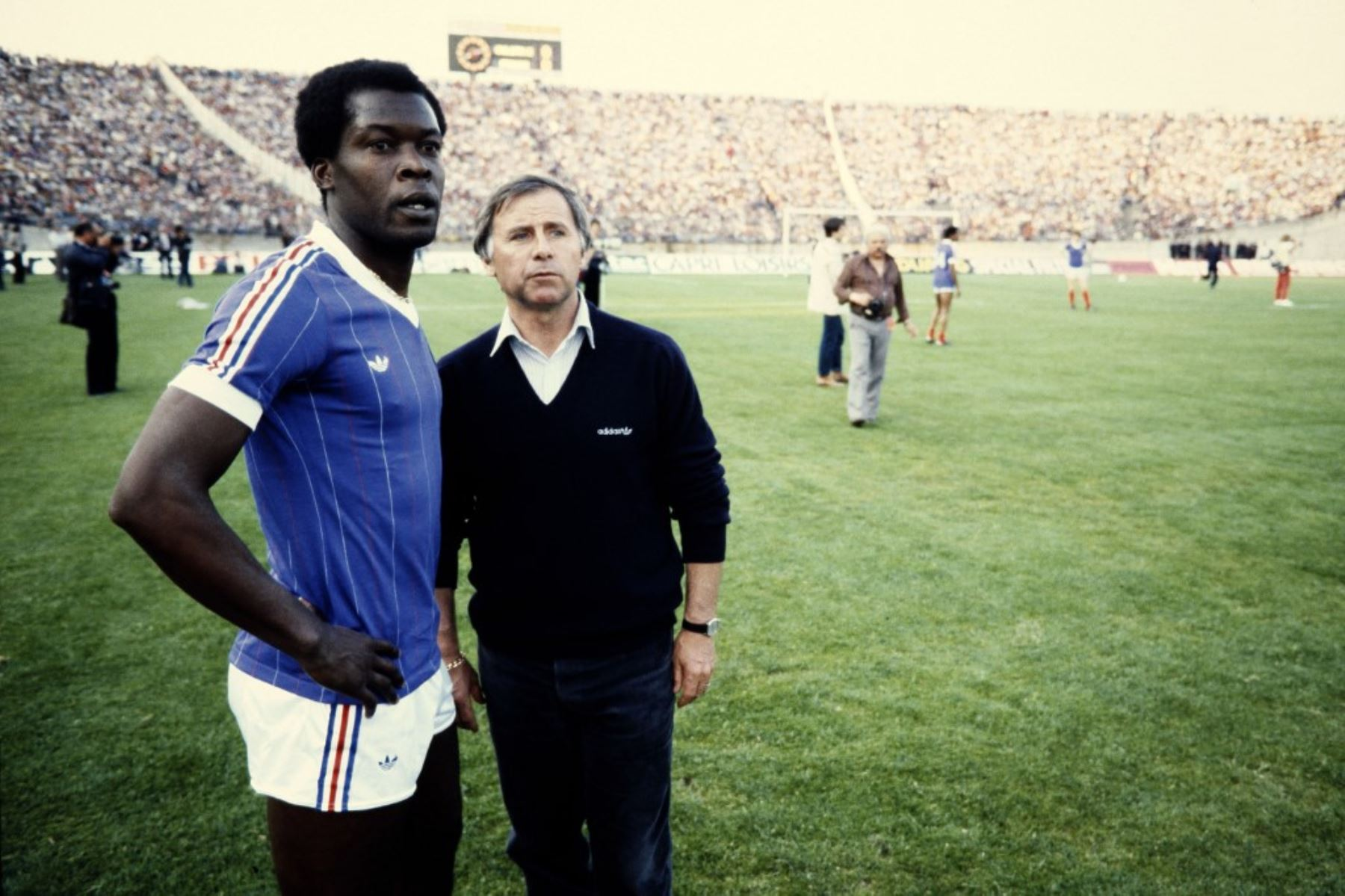 Michel Hidalgo deja un gran vacío en el fútbol francés
