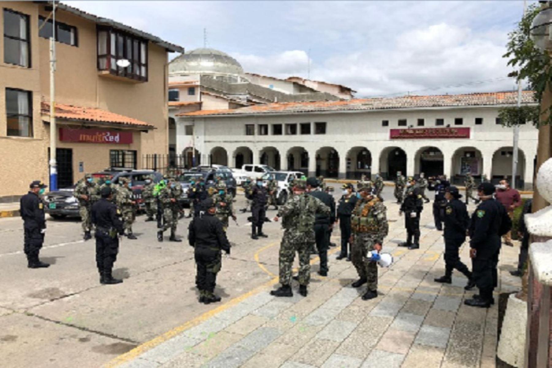 Los operativos se realizan en el ámbito de las provincias del Santa, Casma y Huarmey, jurisdicción de la Divipol Chimbote y cuentan con el apoyo del Ejército Peruano y la Marina de Guerra del Perú.
