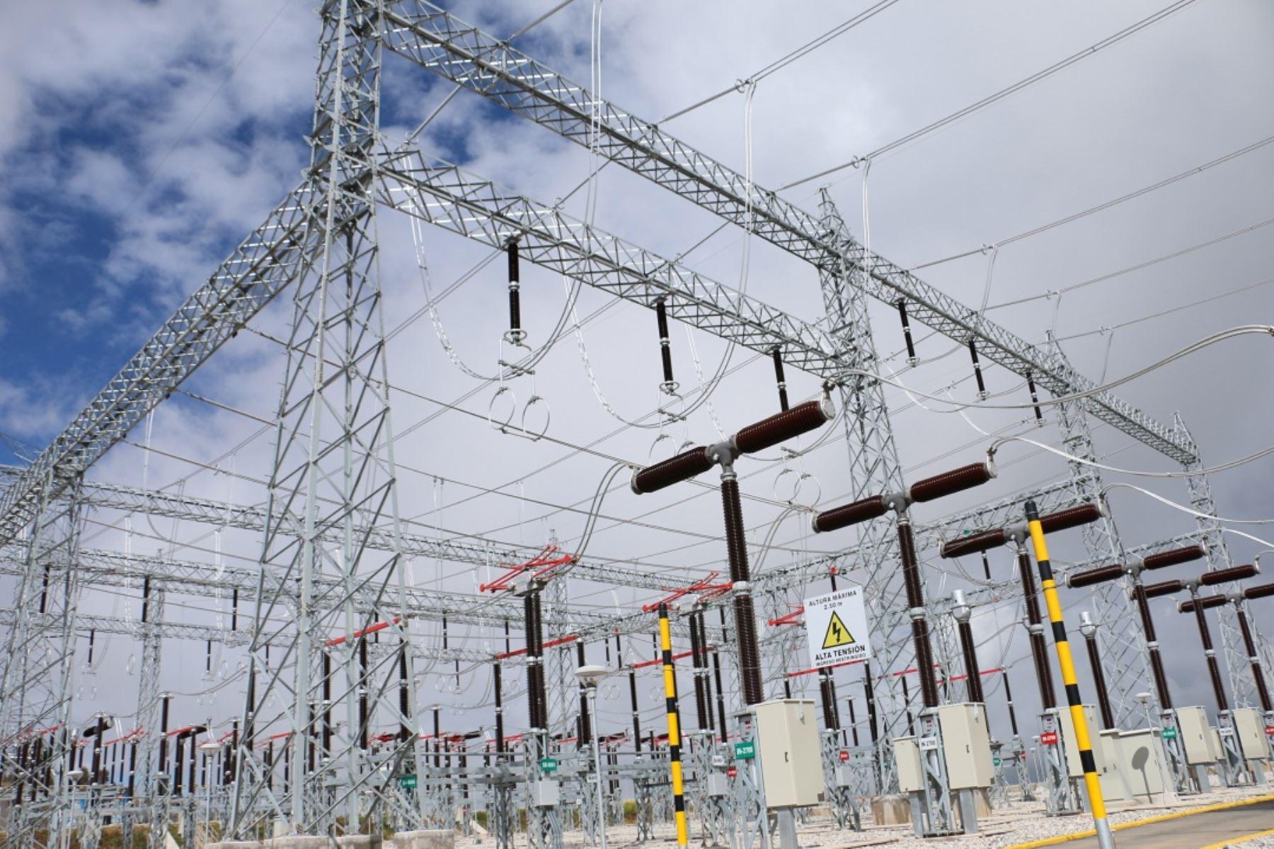 96% de energía consumida en cuarentena se generó en fuentes renovables Foto:ANDINA/Difusión