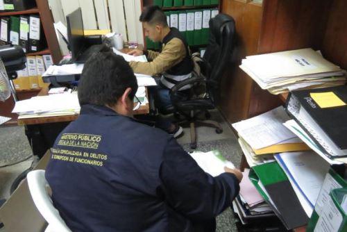Más de un centenar de servidores del distrito fiscal de Loreto donaron un día de sueldo. Foto: ANDINA/Difusión