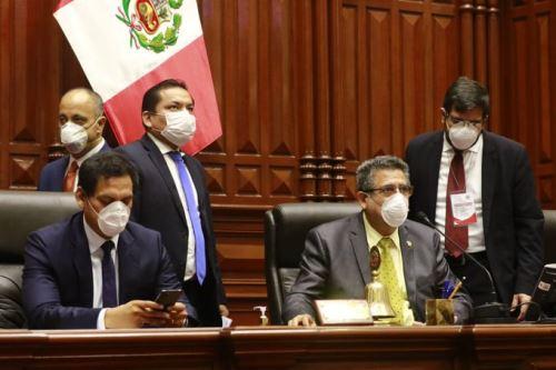 Se inicia sesión de Junta de Portavoces en el Congreso