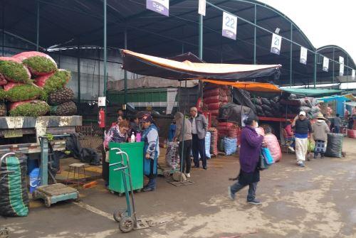 Arequipa realizará ferias itinerantes para abastecer de alimentos a la población durante el estado de emergencia y evitar así la aglomeración de personas en los mercados. ANDINA/Difusión