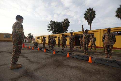 Coronavirus: Todo listo para recibir a reservistas del Ejército a partir del 1 de abril