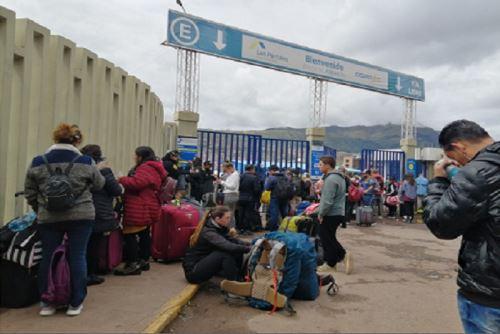 Se  trasladaron a ciudadanos de Israel, México, Hungría, República Checa, Estados Unidos, Canadá, Gran Bretaña, España y Francia; entre otros.
