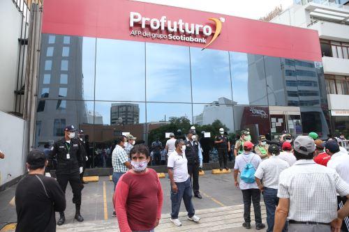 Foto: ANDINA/Jhonel Rodríguez Robles.