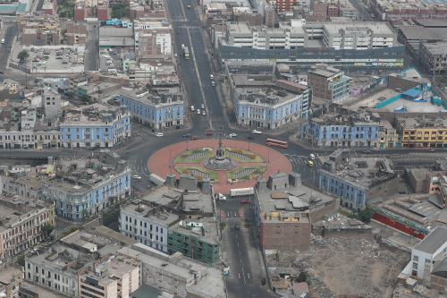 Ministro de Defensa sobre vuela Lima