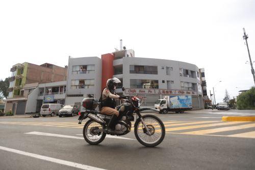 Lima acata el nuevo horario de inmovilización obligatoria