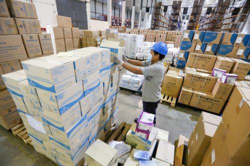 Minsa inicia la distribución de las pruebas rápidas a nivel nacional