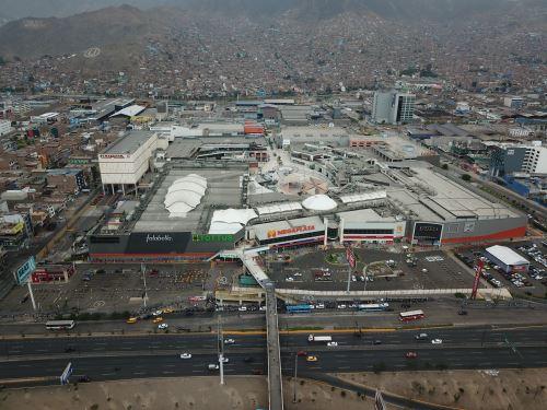 Coronavirus: Así se ven los centros comerciales de la ciudad durante el estado de emergencia