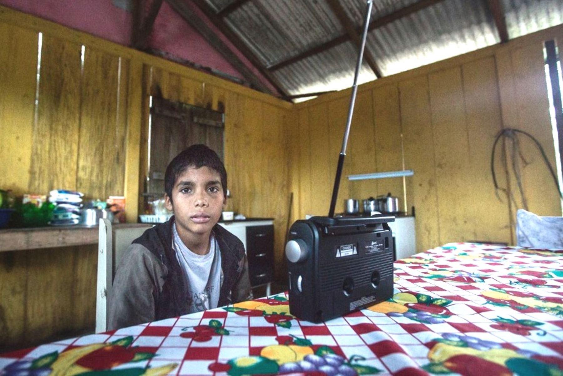 Radios privadas se suman a estrategia de educación a distancia Aprendo en Casa. Foto: ANDINA/difusión.