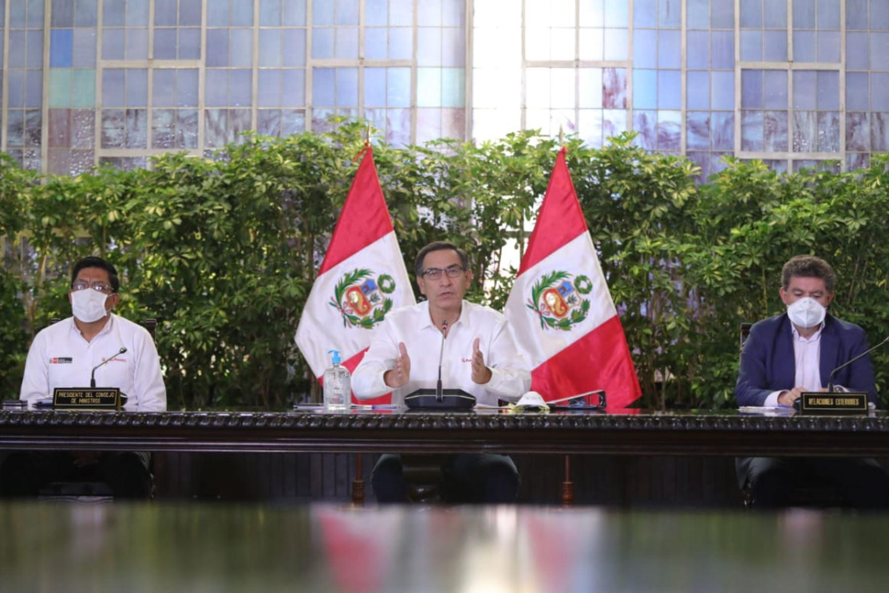 Gobierno crea Programa Reactiva Perú que dará garantías ...