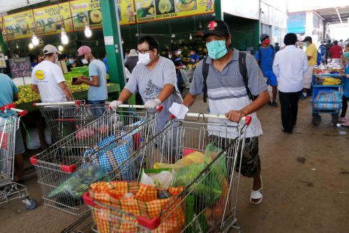Coronavirus: Hoy solo caseros masculinos en los mercados