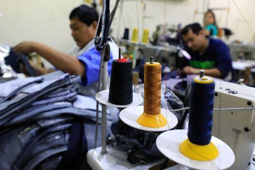 Actividad textil.