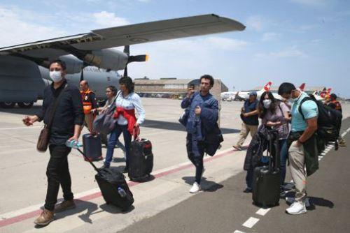 Más compatriotas varados en Estados Unidos retornarán al Perú este fin de semana. Foto: ANDINA/Difusión