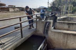 El reservorio de San Lorenzo, ubicado en el distrito de Las Lomas, tiene un volumen de 144 millones de metros cúbicos que representa el 70% de capacidad; mientras que el reservorio de Poechos registra un volumen de 352.90 millones de metros cúbicos, que representa el 82% de capacidad.