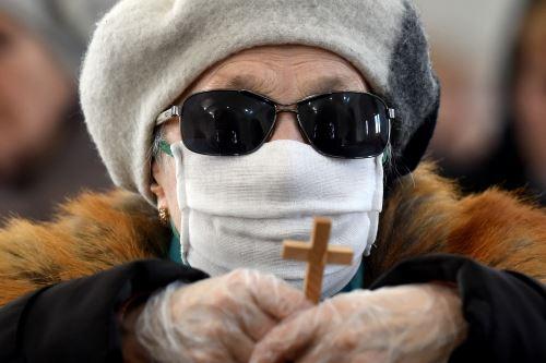 Así se desarrolla el Domingo de Ramos en el mundo en plena pandemia por coronavirus