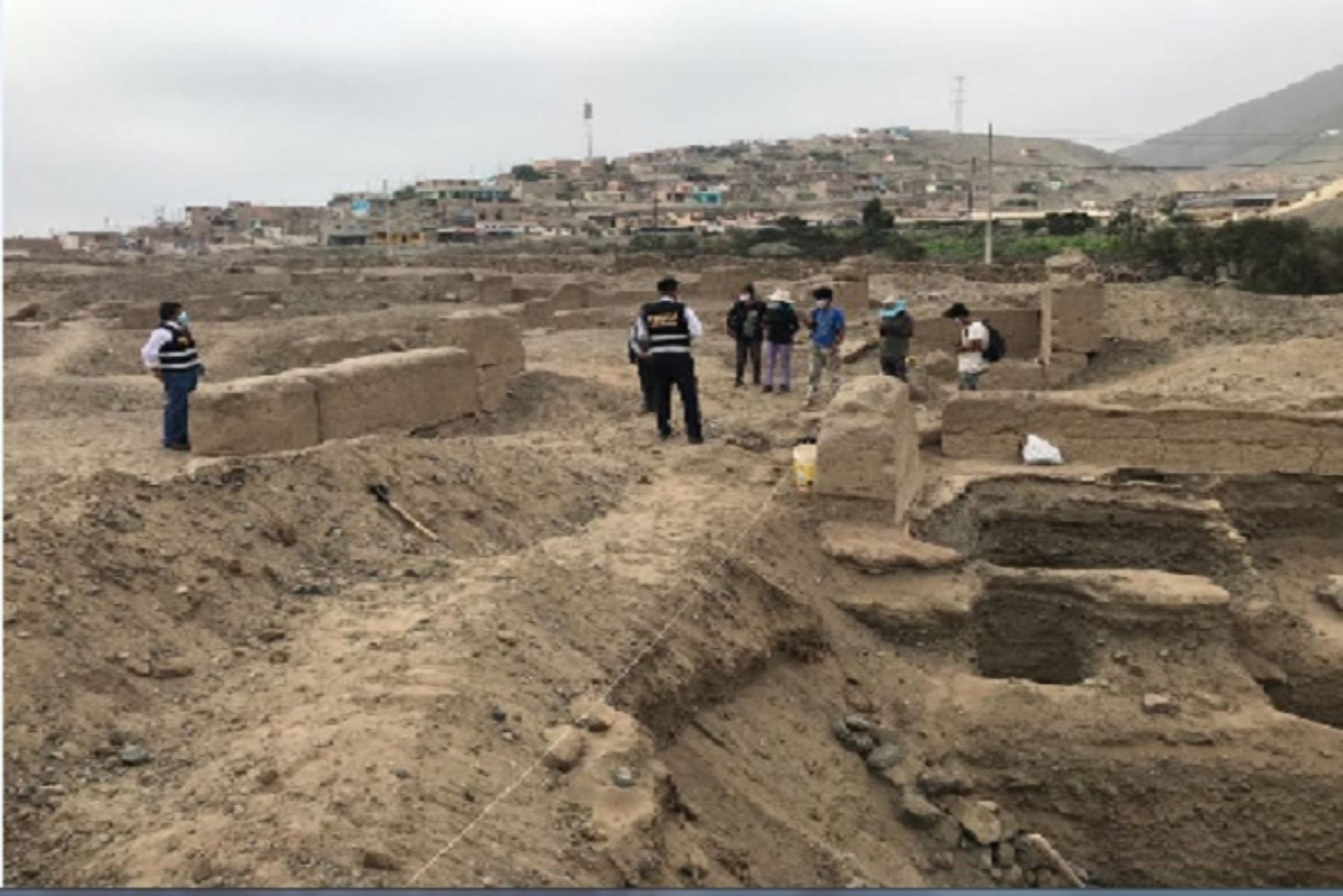 El Ministerio de Cultura rechazó  el irresponsable e injustificado accionar de arqueólogo, que puso en riesgo la integridad de las personas.