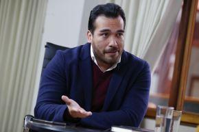 Alcalde de La Molina, Vladimir Paz de la Barra. Foto:ANDINA/Difusión