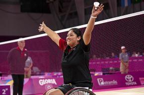 """Pilar Jáuregui es una de las imágenes visibles de la campaña """"Iguales en la vida, iguales en el deporte"""", que emprende  Lima 2019"""