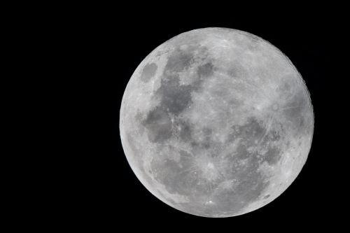 La Superluna de Abril aparece resplandeciente en cielo limeño