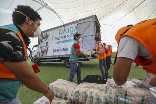Coronavirus: Municipalidad de Lima prepara donaciones